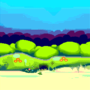 ToM Shore Backdrop by Otone