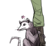Blossom the Opossum by vickorano