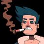 Cigarette by RandoGW