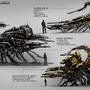 scorpion mech designs by Kiabugboy