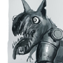 Daily Imagination #45 - Tankdog by Xephio