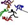 Fighting Gif V.1 by morganstedmanmsNG