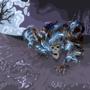 Dark Beast Paarl Pixel Art by sketchsumo
