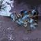 Dark Beast Paarl Pixel Art