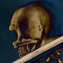 The Skeleton Knight by ProfessorClockwork