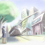 Highridge City Concept by fxscreamer