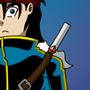 Swordsman by Jeanyawesome