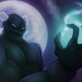 The Grimataur by Skimlet