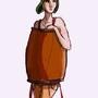 Chavo (Gender Bend) by jhonatan520