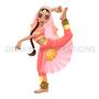 Indian dancer #1 by ddraw