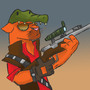 Cat Sniper by Ares-Animus