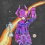 Hail Galactus and his Herald!