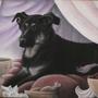 My Dog by JoannaChlopek