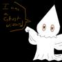 Ghost Wizard by Zyleth