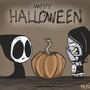 old halloween thing by grimharbor