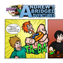 Andrew's Abridged Adventures - Strip 1 by drewmaru