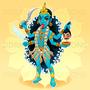 Kali goddess by ddraw