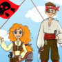 Brave Pirates by TotemCreation