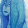 Blue lady by highlandergirl