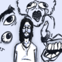 John Lennon and other doodles