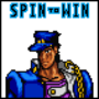 SPIN TO WIN JOJOEL by morganstedmanmsNG