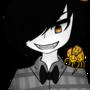 Spook man by Korkunpine