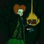 Winifred Sanderson by CornellArt