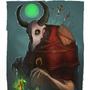 Daily Imagination #58 - Sadist Puppeteer