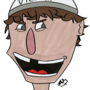 Cartoon version of Mac by Ombey