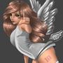 Angel by Inora
