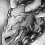 Dragoness by polhudo