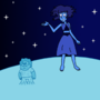 Lapis Lazuli and Water Steven
