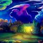 Village dreams. by Kayas-Kosmos