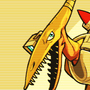 Ptero-Man by jouste