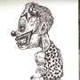 cofee shiop doodle by filipejbs