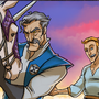 Jack of Spades Comic Preview by Sabtastic