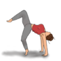 Dynamic Poses: Backbend