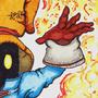 Fire 'em up, Vivi! by ClockMushroom