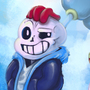 Sans and Papyrus by Garanord