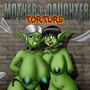 Mother & Daughter Torture_Cover by Evil-Rick