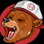 Bear Head Icon by yoshik0