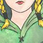 Linkle watercolour