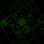 Shiny Green Tiles
