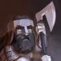 A Dwarf by Hornybeeee