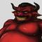 Redrawing Satan - Process