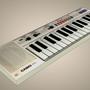3D Casio Keyboard by jenninexus
