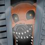Nightmare Foxy by lylliandoodles