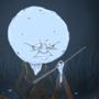 Mr.Moon by MrCreeep