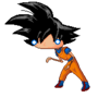 Goku by FlashyGregory