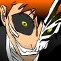 Crazed Hollow Ichigo by Kurbz004